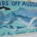 Hands off Aussie humpbacks